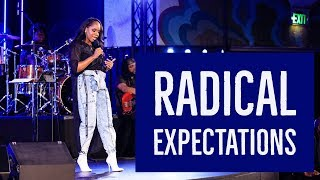 """Radical Expectations"" - Sarah Jakes Roberts"