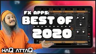 My Top 10 AUv3 FX Plugins 2020 for iOS | haQ attaQ