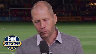 Gregg Berhalter on coaching the USMNT | FOX SOCCER