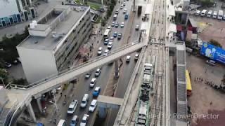 Addis abeba drone footage -Ethiopian Music : Yabu JC (Addis Ababa) Ft Kal Ab