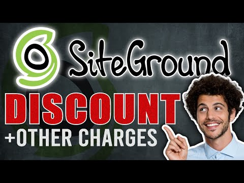 Siteground Discount May 2020