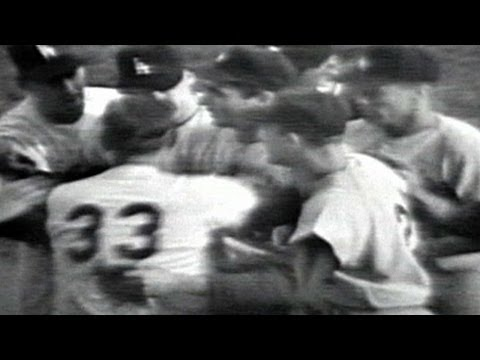 1965 WS Gm7: Dodgers win World Series