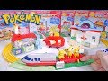 Building Blocks Toys For Children Pokemon Toy Trains mp3