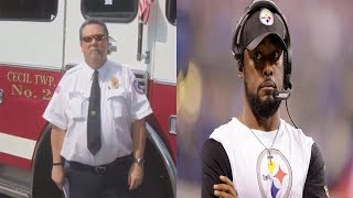 Pennslyvania Fire Chief Resigns After Calling Steelers Head Coach A