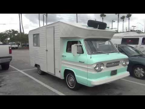 Most Usually Corvair Van In The World