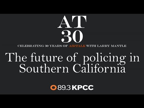 The future of policing in Southern California