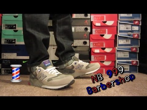 new style 9a09c 07080 New Balance 999 Barbershop Review & On Feet