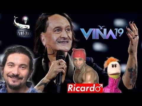 Humor De Viña 2019 En 25 Segundos (Felipe Avello, Dino Gordillo, Jani Dueñas, Jorge Alís)-Viñetas#18
