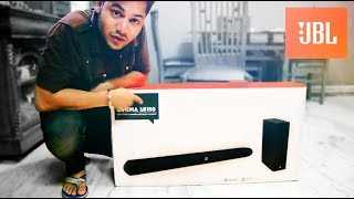 JBL Soundbar SB150 | Unboxing | Chinigiri