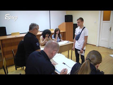 Телерадіостудія Бриз МО України: Завершилась вступна кампанія до Військово-морського ліцею