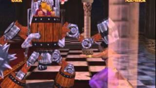 Mace: The Dark Age (MAME) War Mech gameplay