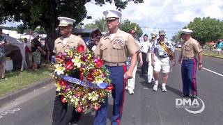 2017 Guam Liberation Day Parade in Hagåtña, Guam