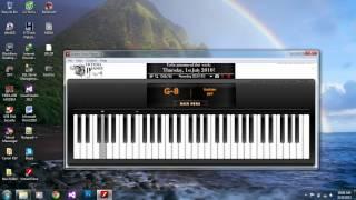 Dong Thoai - Tong Hua [Virtual Piano]