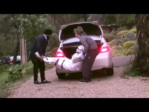 DEAD BODY Taxi Prank GONE WRONG