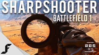 Long Range Sharpshooter Battlefield 1
