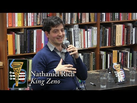 "Nathaniel Rich, ""King Zeno"""