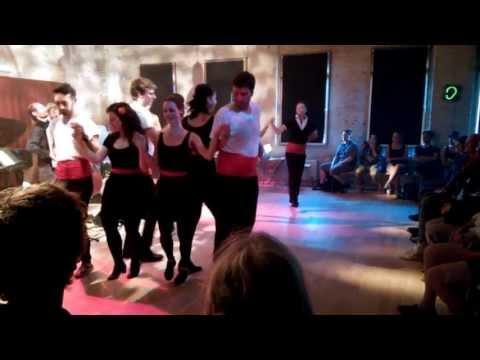 Bulgarian Folk Dance Group Dilmana Copenhagen