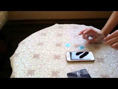 Как правильно снять защитное стекло со смартфона