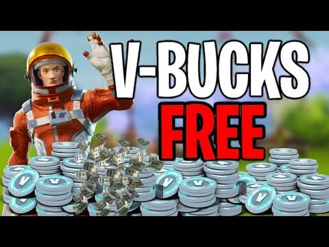 Fortnite Hack - How to Hack V Bucks in Fortnite - Free V Bucks