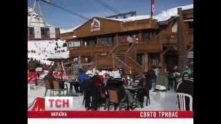 видео Горнолыжные курорты США и их особенности