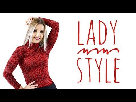 BACHATA LADY STYLE by Mónica Martinez | Cómo bailar bachata