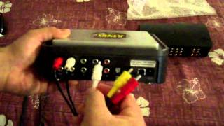 Unboxing Component/S-Video A/V Selector Switch|Converter|HD PVR|PT2