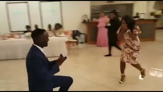 Otu & Bukky proposal- Nigerian wedding proposal/ engagement 2017