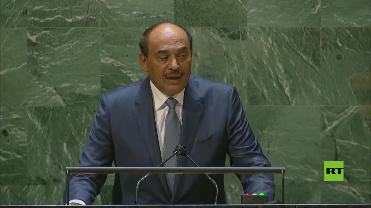 كلمة رئيس وزراء الكويت الشيخ صباح الخالد الحمد الصباح أمام الجمعية العامة