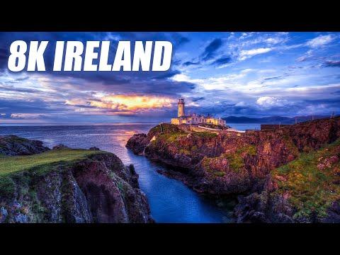Ireland in 8K HDR 60FPS DEMO