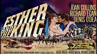 Esther and the King (1960) | Full Movie | Joan Collins | Richard Egan | Denis O'Dea