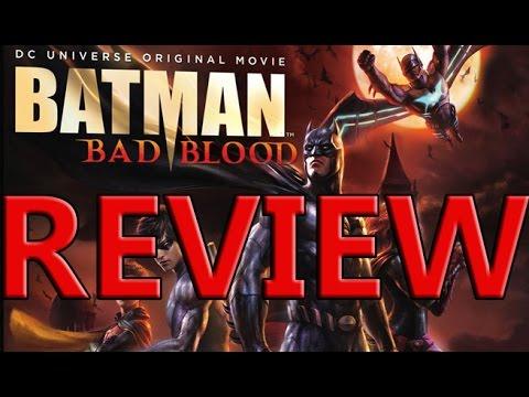 Batman Bad Blood Review By Fury Of The Film Fan