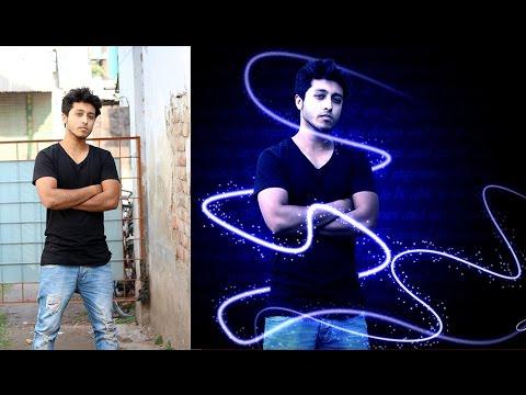 Light Streak Effects in Photoshop Photo Manipulation | Photoshop Tutorial