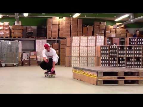 Newsoul Skateboards: Jean-Marc Soulet - 10 Tricks