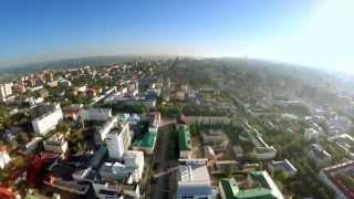 Презентационный фильм, посвященный городу Уфа