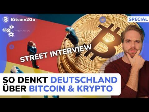 DAS denkt Deutschland über Bitcoin & Krypto - Teil 1