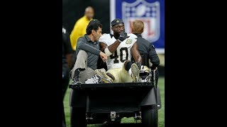 Delvin Breaux Misdiagnosed; Saints Fire Team Doctors | Stadium