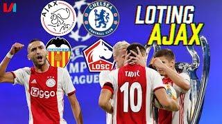 LOTING CL: 'Chelsea Is Te Pakken Voor Ajax, Valencia Vervelende Tegenstander'