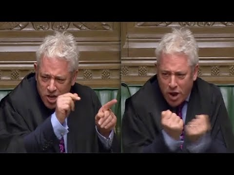 John Bercow: Speaker explodes at Boris Johnson for Commons suspension 'outrage'