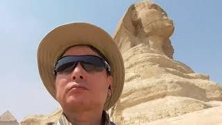 Great Sphinx of Giza  ギザの大スフィンクス