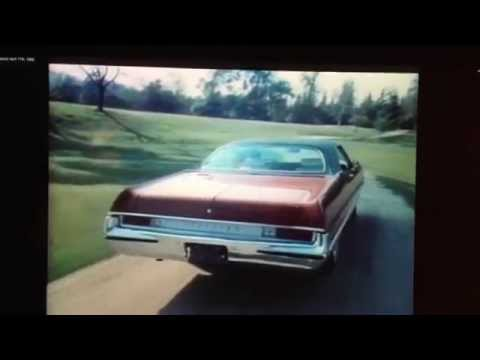 1969 Chrysler Commercial with Doug Sanders