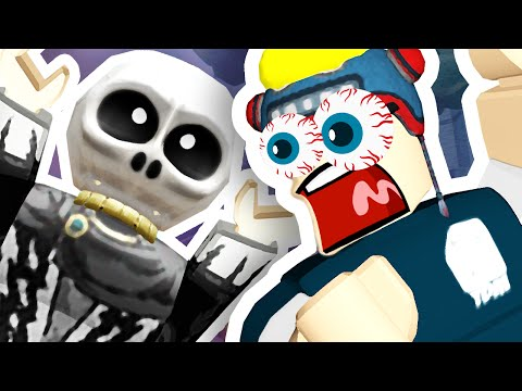 Thumbnail: ROBLOX DEATH RUN!!!