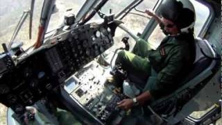Sky Crane Helicopter Go Pro Camera