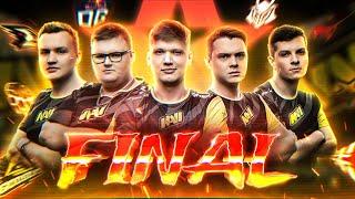 ФИНАЛ НАВИ - АСТРАЛИС. Лучший матч в 2020 CS:GO