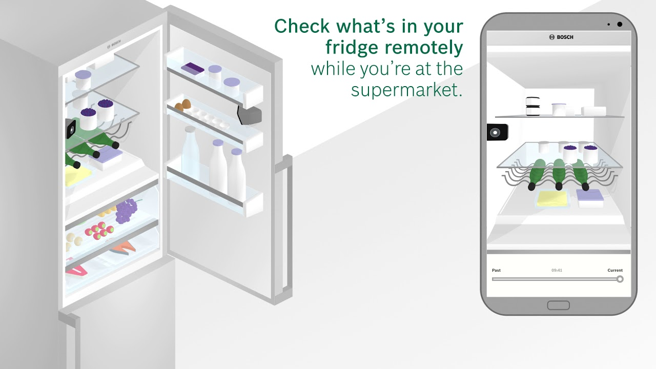 bosch home appliances with home connect: remote monitoring & control