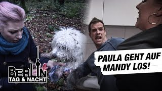 Berlin - Tag & Nacht - Paula geht auf Mandy los! #1570 - RTL II