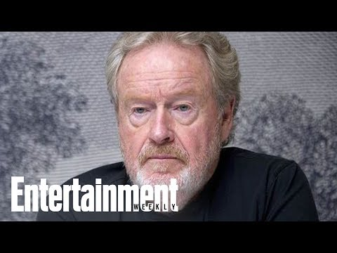 'Alien' Director Ridley Scott Reveals The Original Ending Of The Iconic Movie | Entertainment Weekly