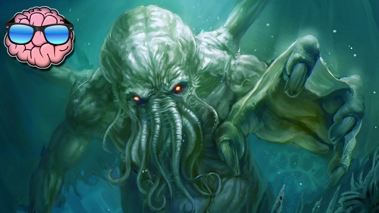 Top 10 Amazing Facts About Cthulhu Youtube