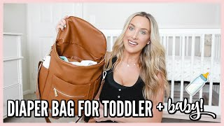 WHAT'S IN MY DIAPER BAG FOR A …
