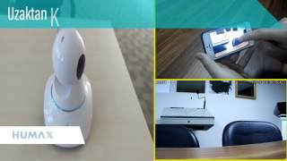 Humax IP Kamera Özellikleri ve Tanıtım Videosu | Media Markt