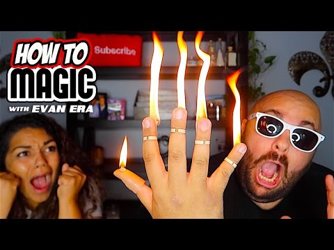 Thumbnail: 5 Magic Tricks with Candles